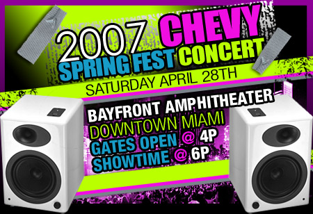 Radio One Presents SpringFest 2007