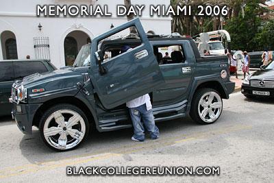 Memorial Day Miami 2006