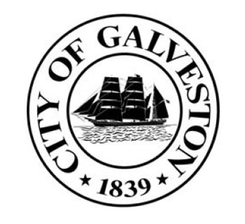 City Of Galveston, TX