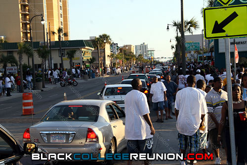 Black Bike Week 2007