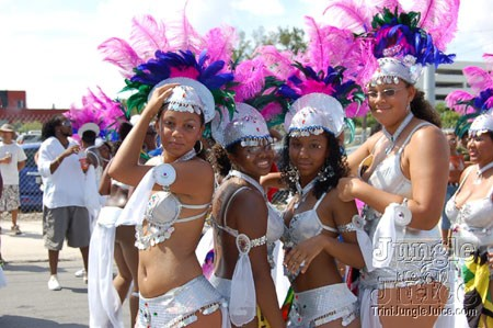 Miami Carnival 2007