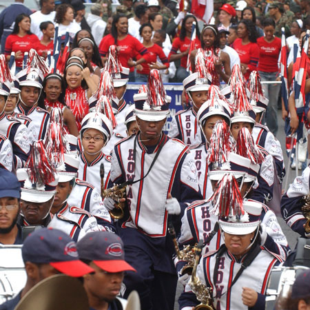 Howard University Homecoming Events