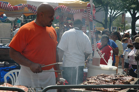 Black College Reunion Food Permits