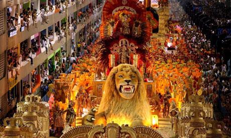 Brazil Carnival 2008 - Rio de Janeiro