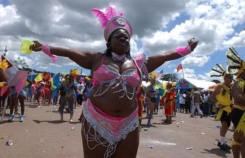 Trinidad & Tobago Carnival 2008