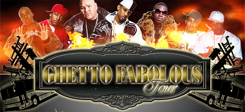 Ghetto Fabolous Tour - February 29, 2008