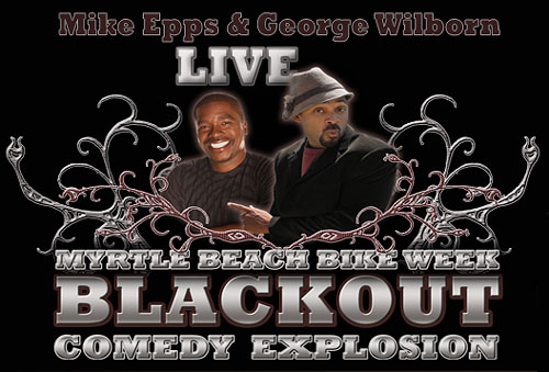 Blackout Comedy Explosion