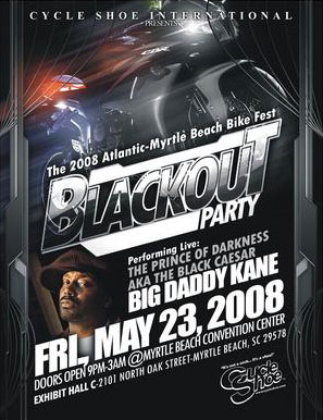2008 Blackout Party - Big Daddy Kane!