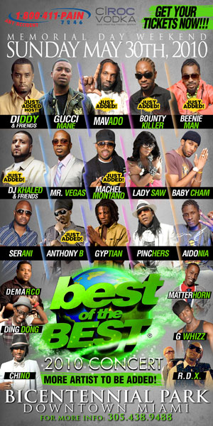 Best of the Best 2010